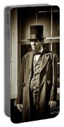 Mr Lincoln Portable Battery Charger