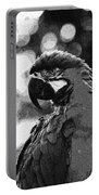 Mr Macaw The Parrot Portable Battery Charger