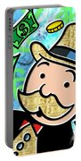 Mr Monopoly Portable Battery Charger