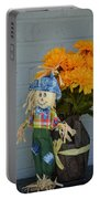 Mr Scarecrow Portable Battery Charger