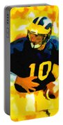 Mr. Tom Brady Portable Battery Charger