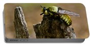 Mrs. Fly Portable Battery Charger
