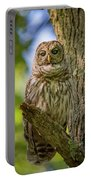 Mrs. Owl Portable Battery Charger