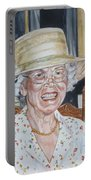 Mrs Spencer Portable Battery Charger