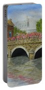 Ms23 French Stone Bridge  Portable Battery Charger