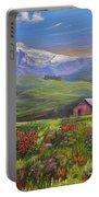 Mt Hood Fantasy Farm Portable Battery Charger