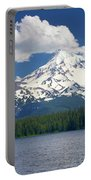 Mt Hood From Lost Lake Portable Battery Charger