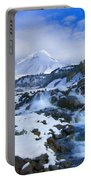 Mt. Hood Morning Portable Battery Charger