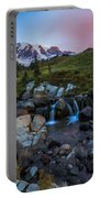 Mt Rainer Sunrise Portable Battery Charger