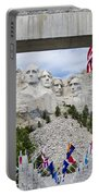 Mt Rushmore Entrance Portable Battery Charger