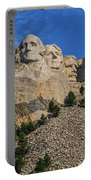 Mount Rushmore-2 Portable Battery Charger