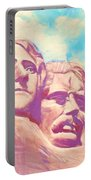 Mt Rushmore Portable Battery Charger