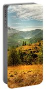 Mt St Helens I Portable Battery Charger by Brian Harig