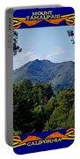 Mt Tamalpais Framed 2 Portable Battery Charger