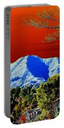 Mt Tamalpais From Another World Portable Battery Charger