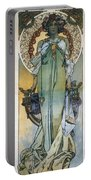 Mucha: Theatrical Poster Portable Battery Charger