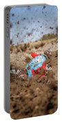 Mud Action Portable Battery Charger