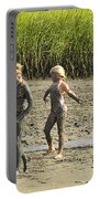 Mud Bath Portable Battery Charger