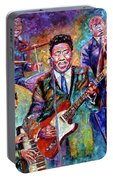 Muddy Waters And His Band Portable Battery Charger