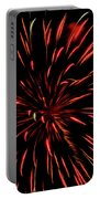 Multicolored Fireworks 2 Portable Battery Charger