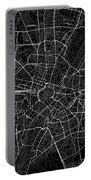 Munich Germany Dark Map Portable Battery Charger