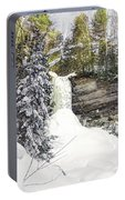 Munising Fall Upper Michigan Portable Battery Charger