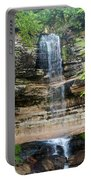 Munising Falls Portable Battery Charger