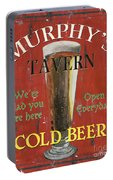 Murphy's Tavern Portable Battery Charger