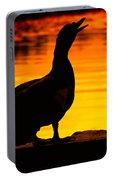 Muscovy Sunset Portable Battery Charger