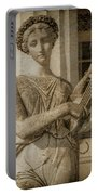 Achilleion, Corfu, Greece - The Muse Terpsichore Portable Battery Charger