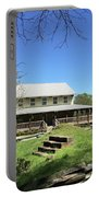 Musgrove Mill Sc State Historic Site Portable Battery Charger by Kelly Hazel