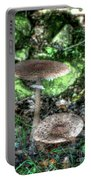 Mushrooms Hdr Portable Battery Charger