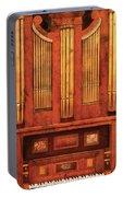 Music - Organist - Skippack  Ville Organ - 1835 Portable Battery Charger