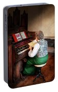 Music - Organist - The Lord Is My Shepherd  Portable Battery Charger
