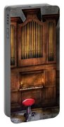 Music - Organist - What A Big Organ You Have  Portable Battery Charger
