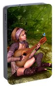 Music In The Woods Portable Battery Charger