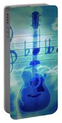 Music Is Everything Lightning Portable Battery Charger