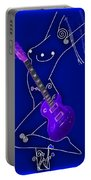 Music Lady Portable Battery Charger