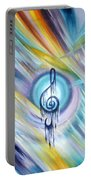 Music Reflexion Portable Battery Charger