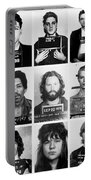 Musical Mug Shots Three Legends Very Large Original Photo 9 Portable Battery Charger