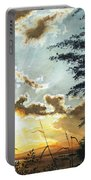 Muskoka Dawn Portable Battery Charger by Hanne Lore Koehler