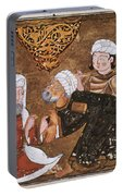 Muslim Court, 1334 A.d Portable Battery Charger