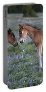 Mustang Foals Portable Battery Charger