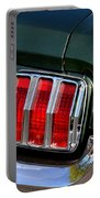 Mustang Tail Light Portable Battery Charger