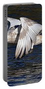 Mute Swan Take Off Portable Battery Charger