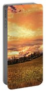 Muted Sunshine Portable Battery Charger