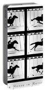 Muybridge: Horse Portable Battery Charger