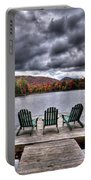 My Autumn View Portable Battery Charger