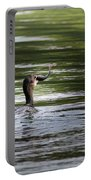 Cormorant - My Catch For The Day Portable Battery Charger