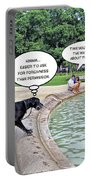 My Dog Tiny Portable Battery Charger by Brian Wallace